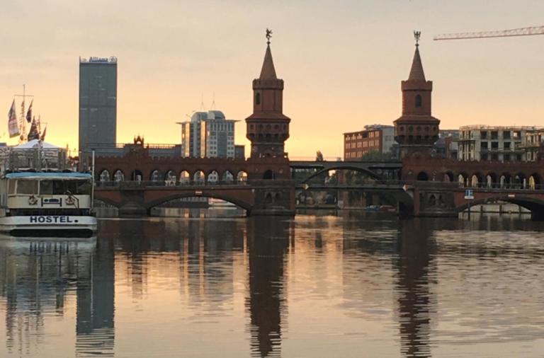 berlin-sonnenaufgang