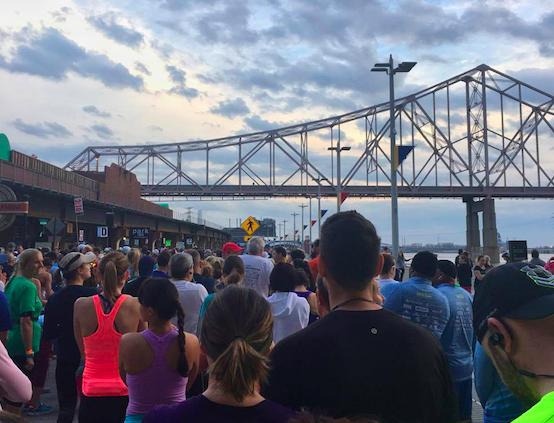 GO! St. Louis Halbmarathon