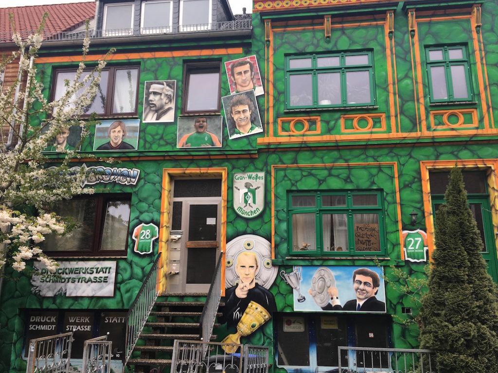 Bremen Viertel Werder Bremen Haus