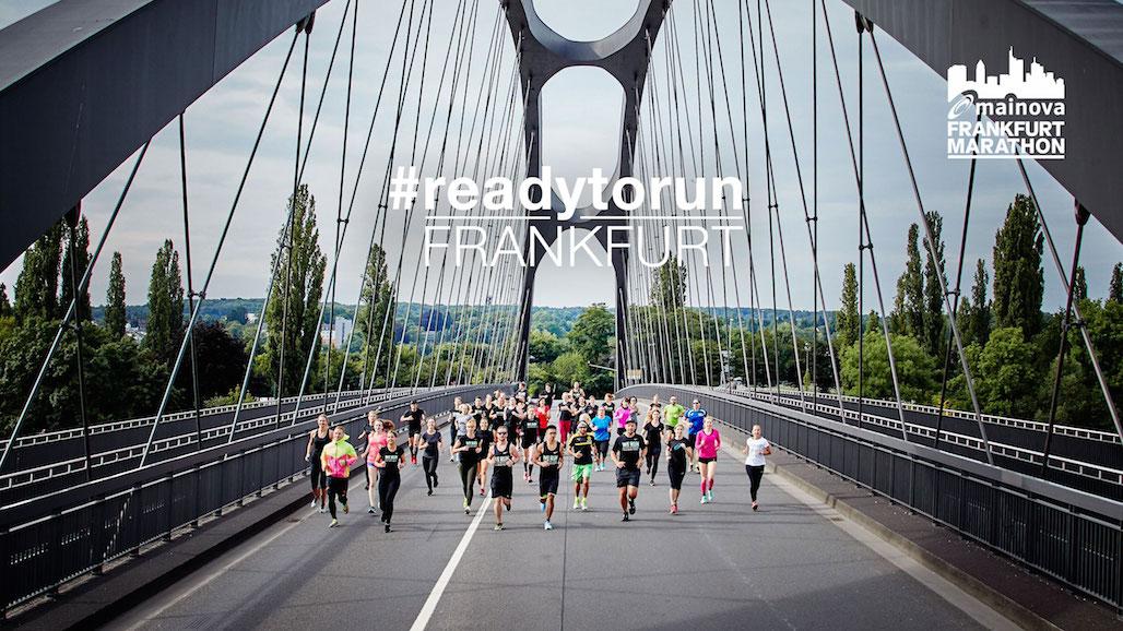 Frankfurt Marathon 2017 Ich Bin Dabei Du Auch