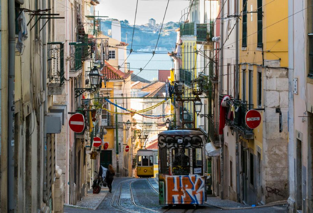 Lissabon-im-Frühling