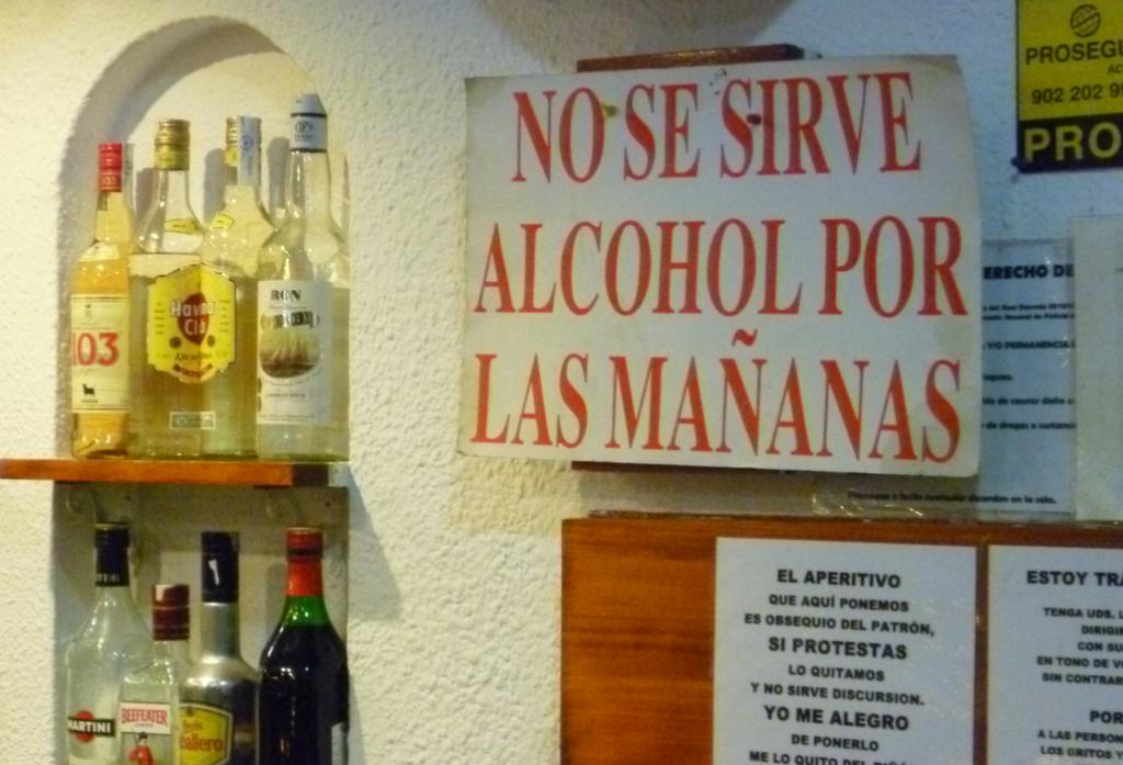 madrid-alkohol