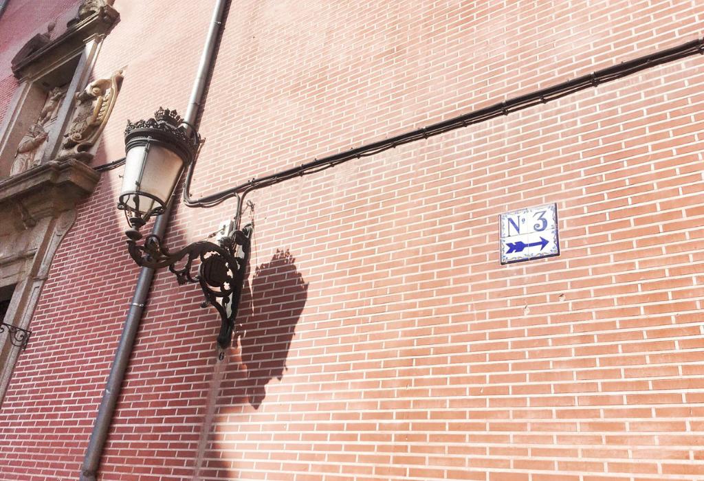Eingang zum Kloster der Nonnenkekse in Madrid