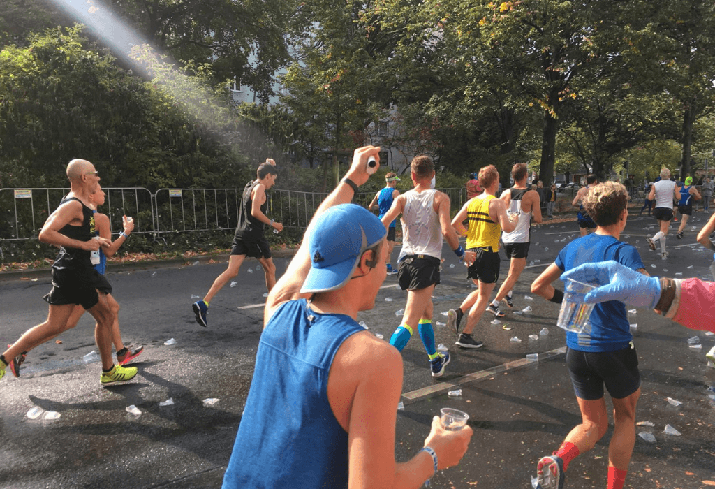Becher Berlin Marathon