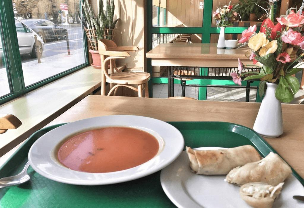 typisches essen in Stettin
