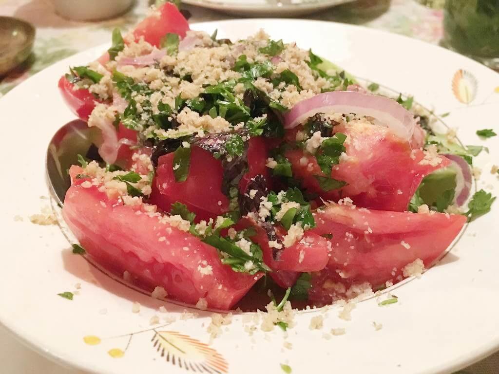 salat-georgien