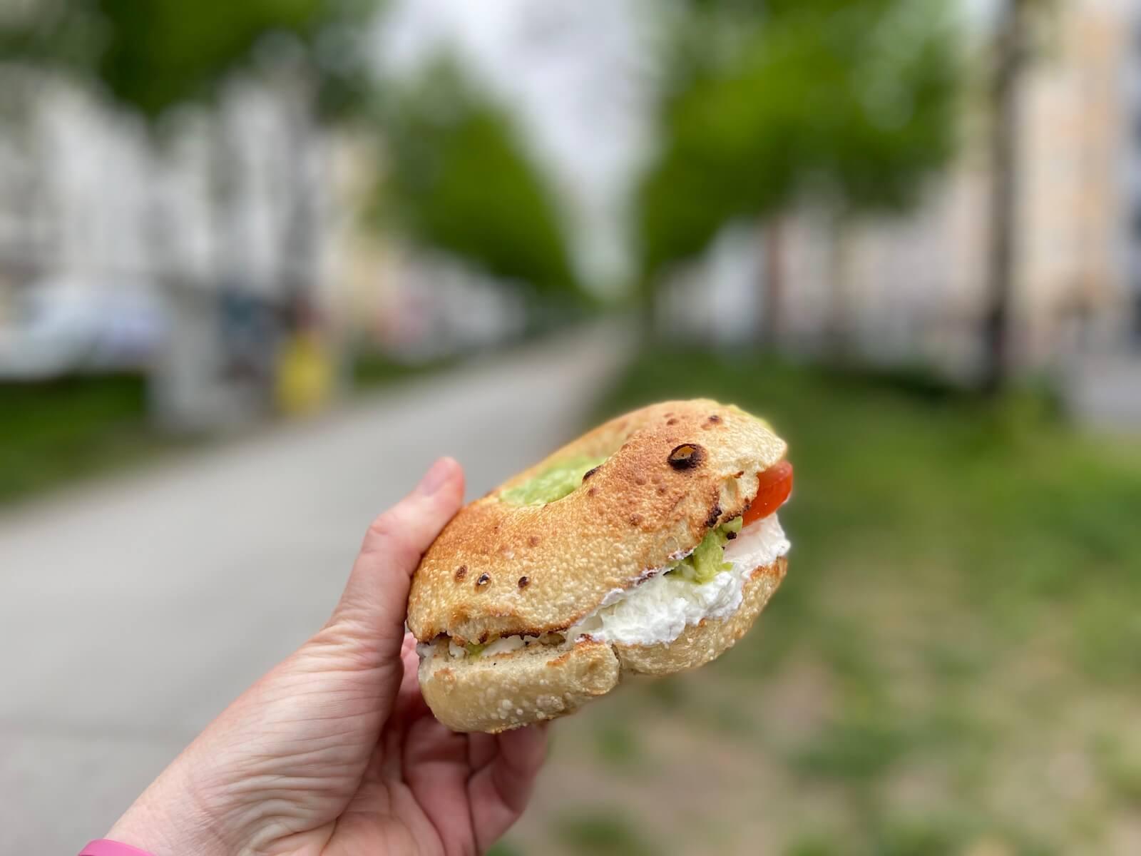bagel berlin