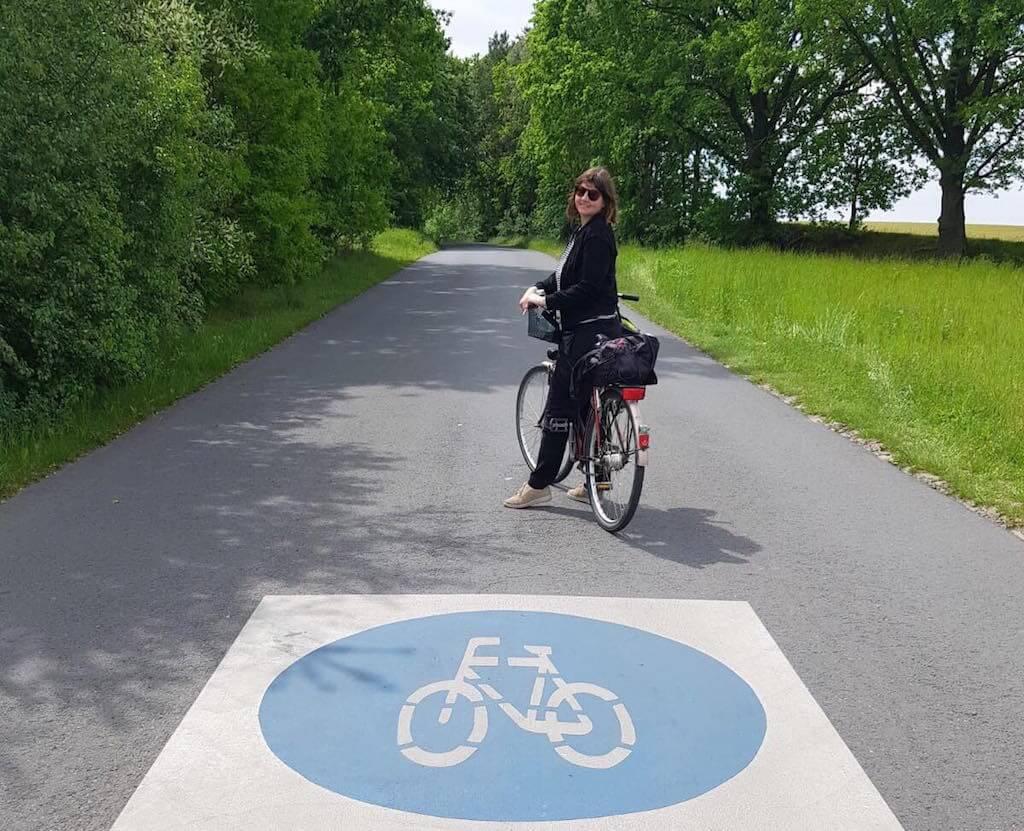 schorfheide fahrradtour