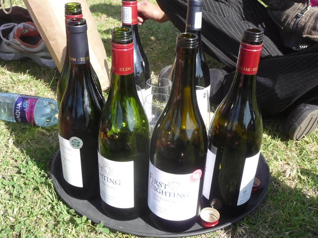 strandveld winetasting