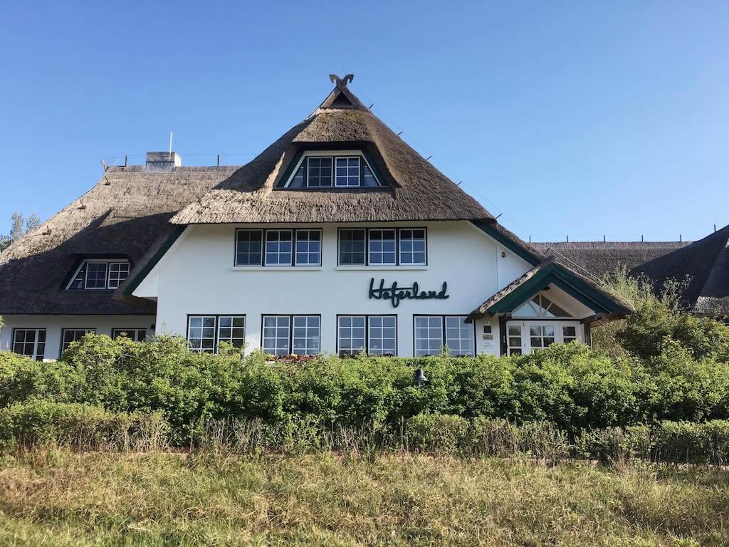 restaurant haferland