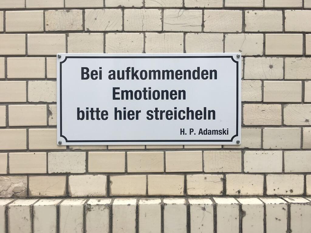 berlin strassenpoesie