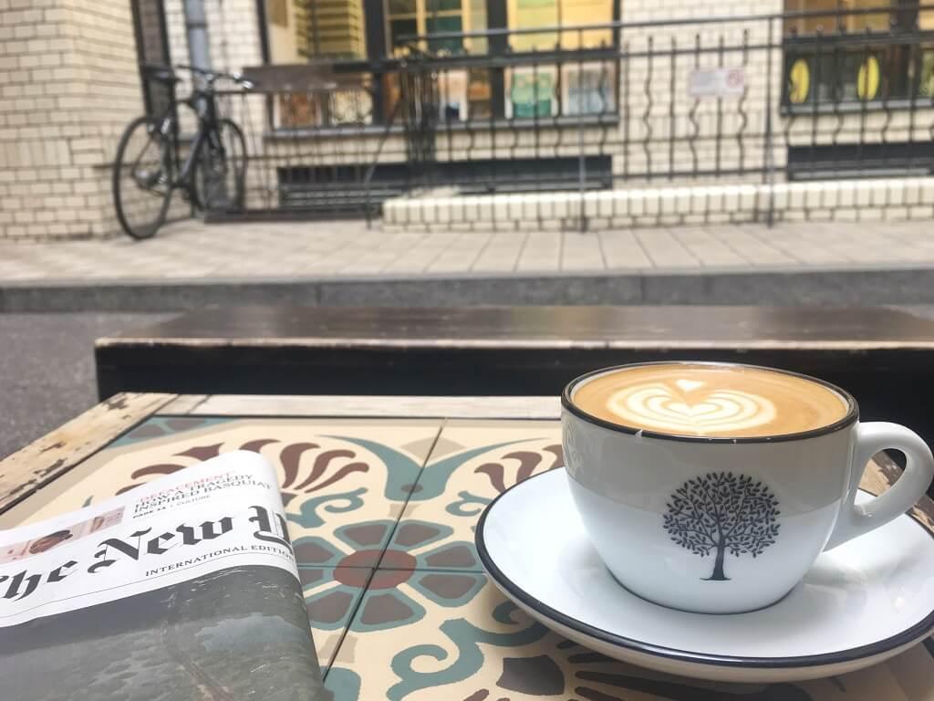 cafe hackesche höfe berlin