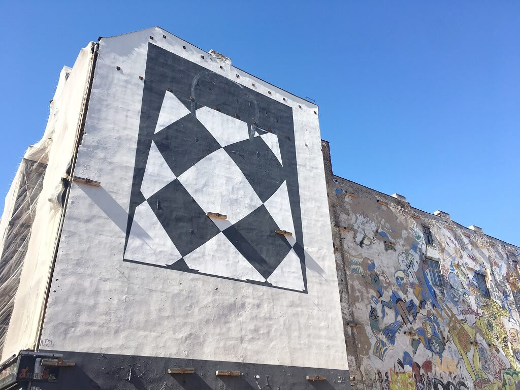 mural friedrichstraße