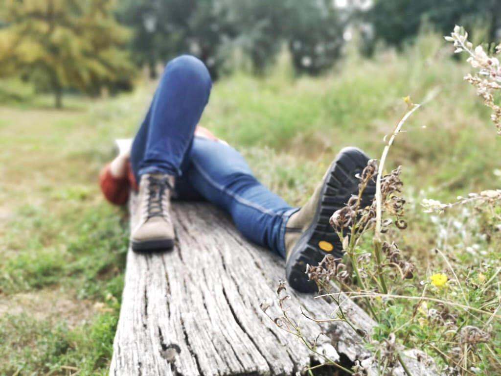 Bär Wanderschuhe mit Zehenfreiheit Feldberg