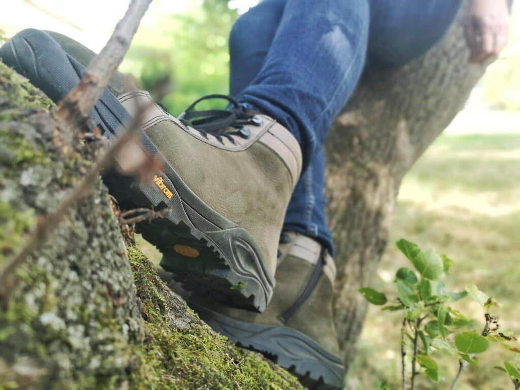 Bär Schuhe Wandern