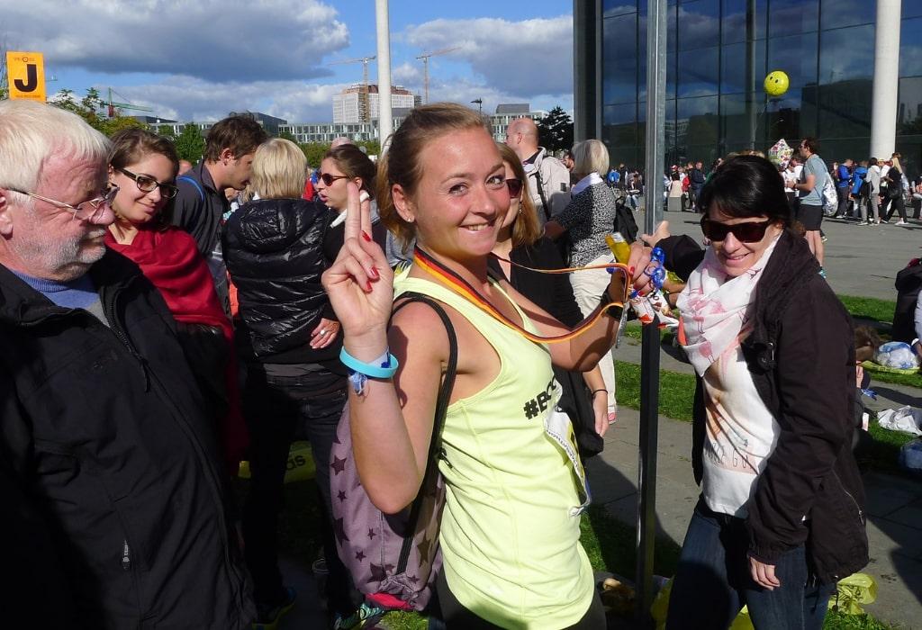Treffpunkt Berlin Marathon