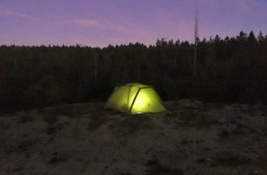 frankenwald trekkingplatz