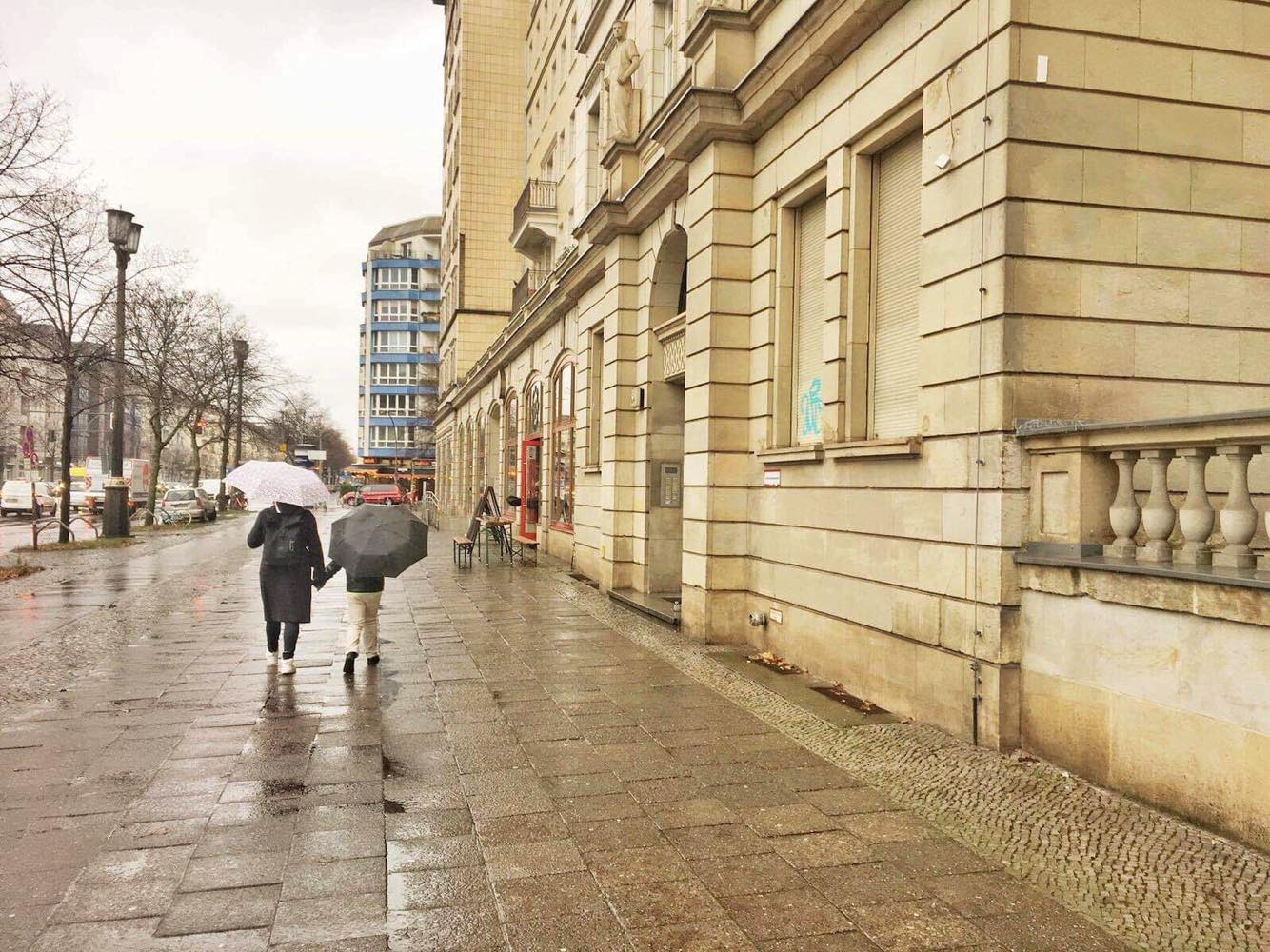 berlin bei regen was machen
