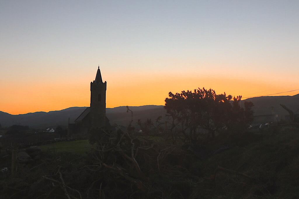 Sonnenaufgang Donegal