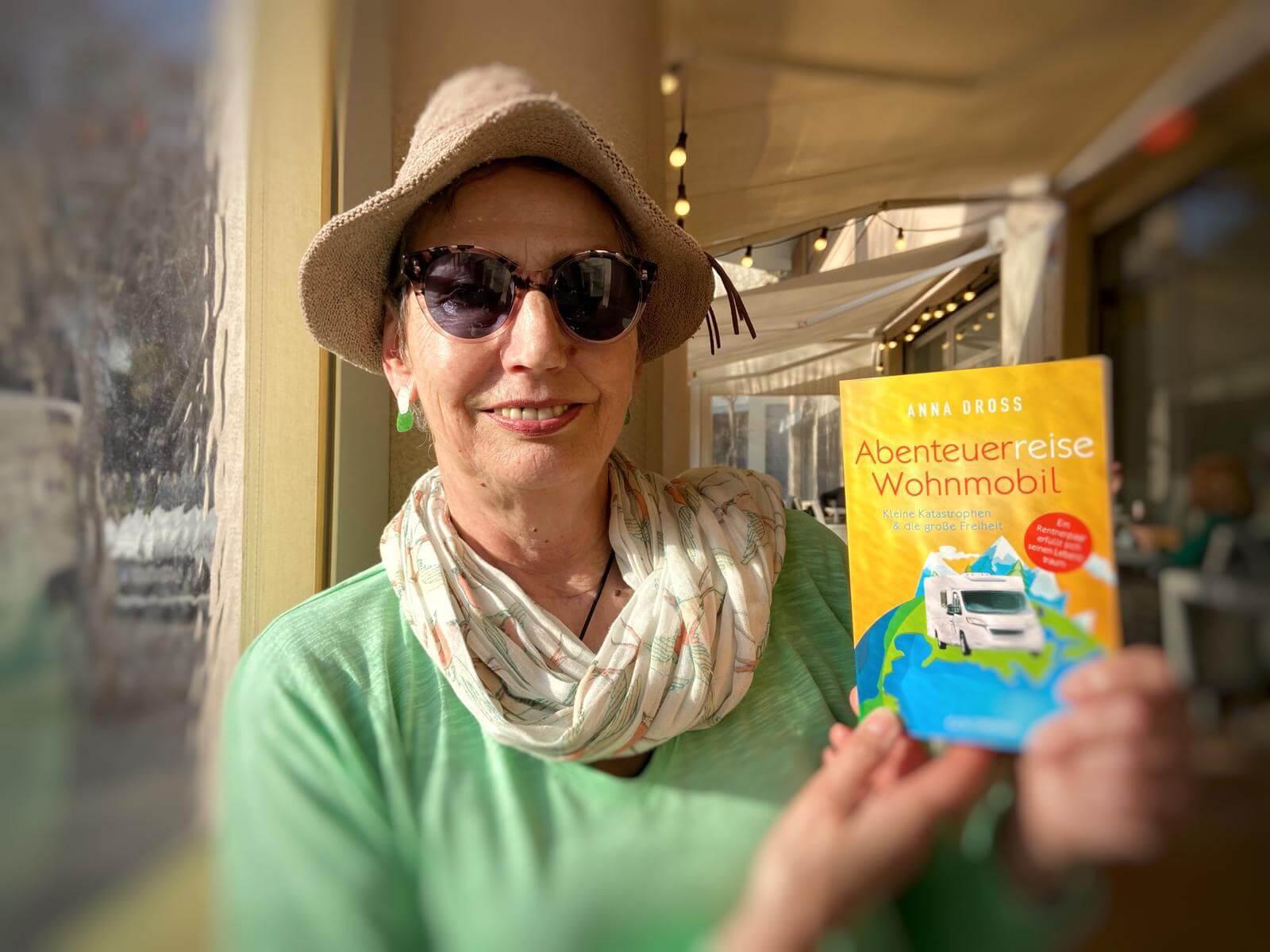Autorin Anna Dross