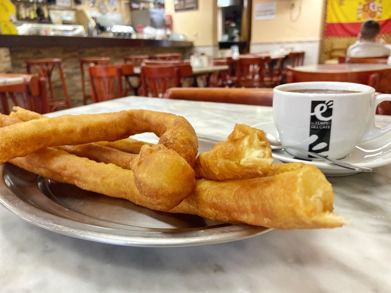die besten churros in palma mallorca