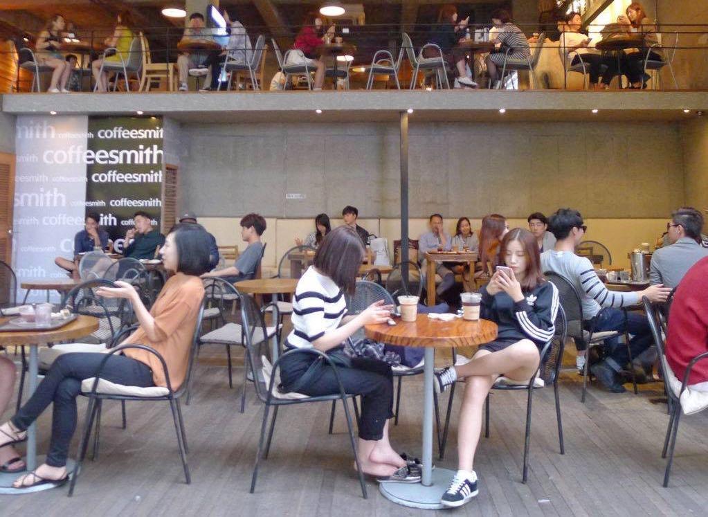 kaffeekultur korea