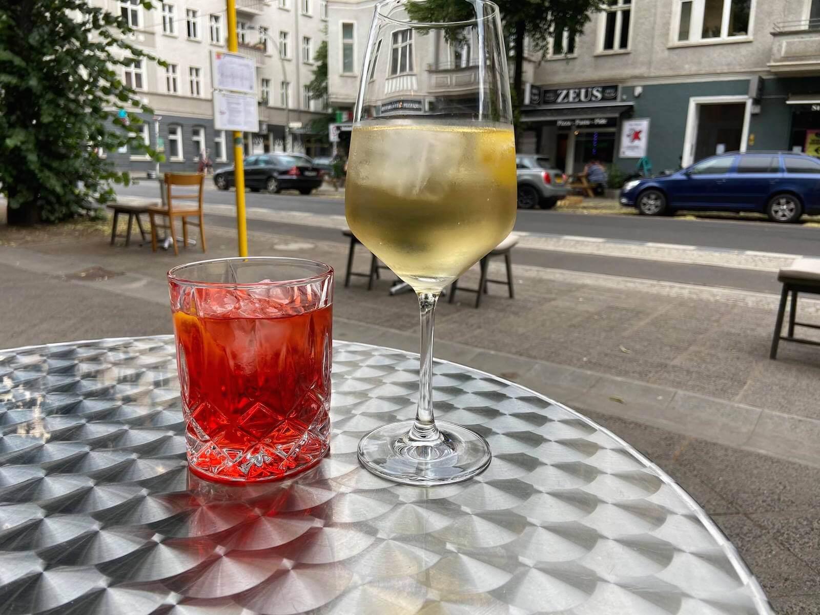 alkoholfreier negroni berlin