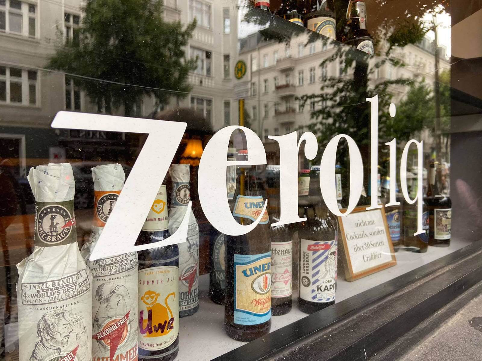 zeroliq bar berlin