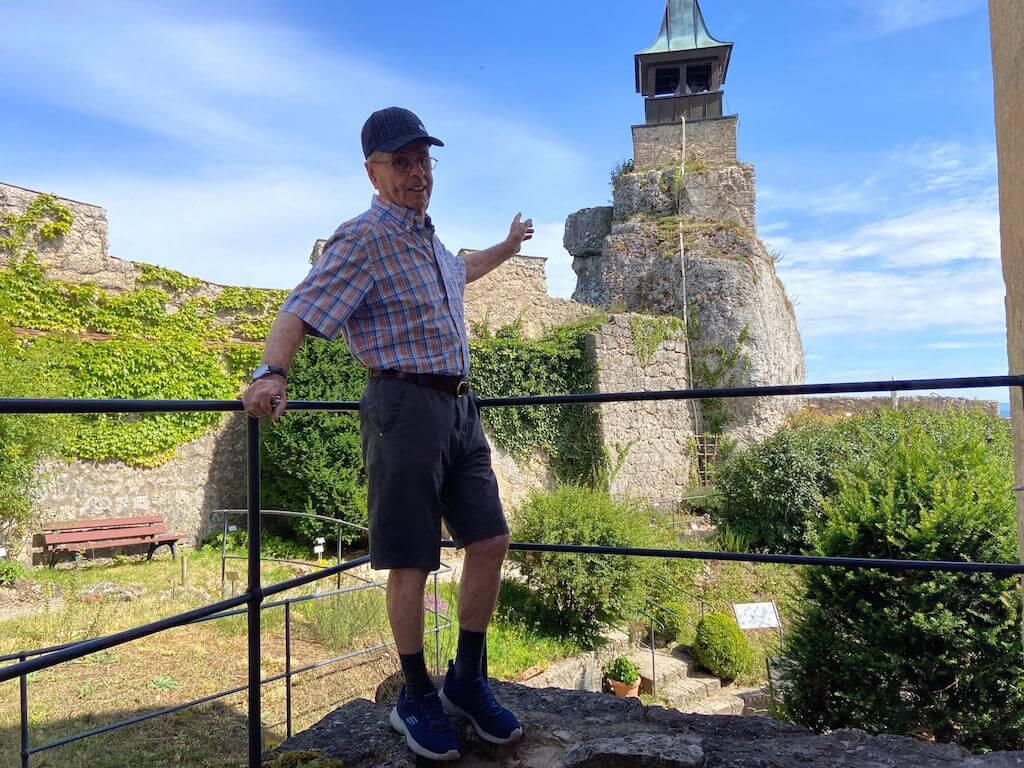 Gregor Maul Burg Hohenstein