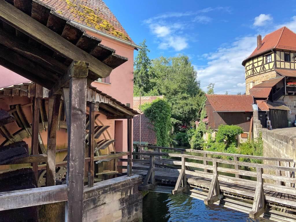 Mühle Lauf an der Pegnitz