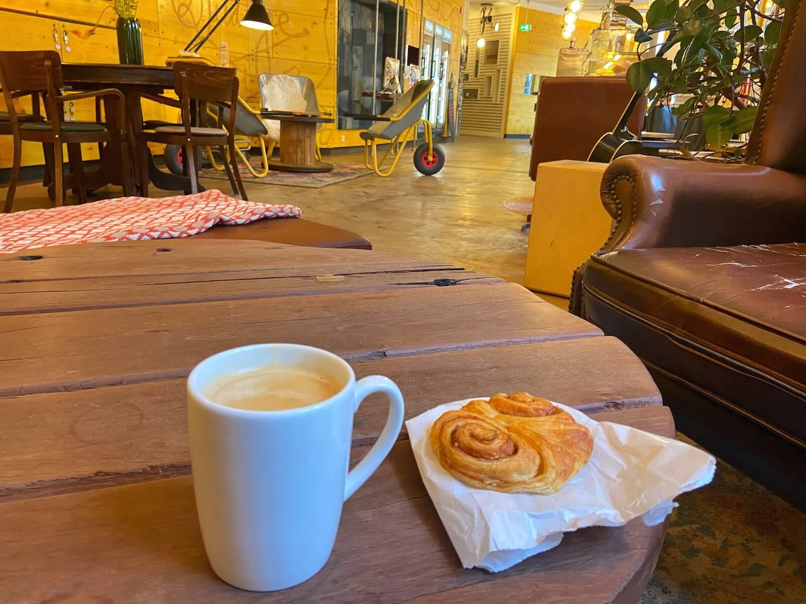 Frühstück Superbude St Pauli