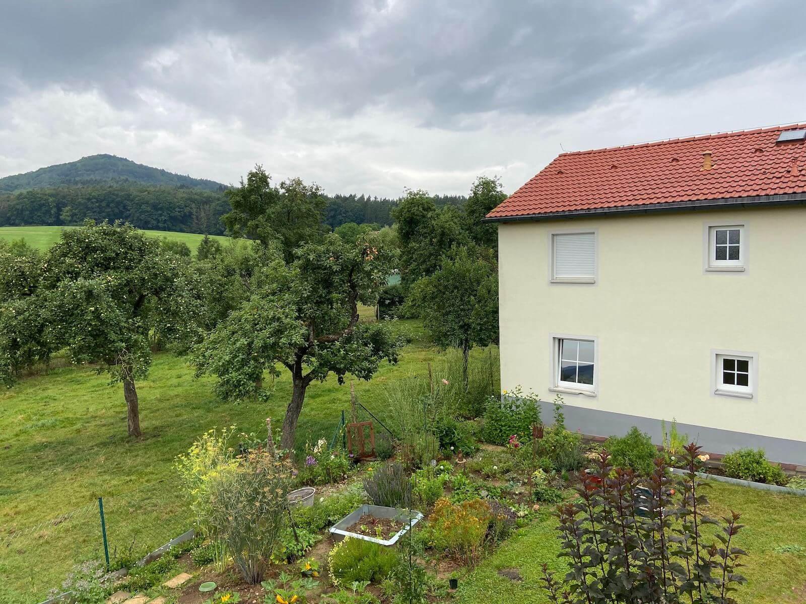 Haus am Kräutergarten Grüner Baum Kühnhofen