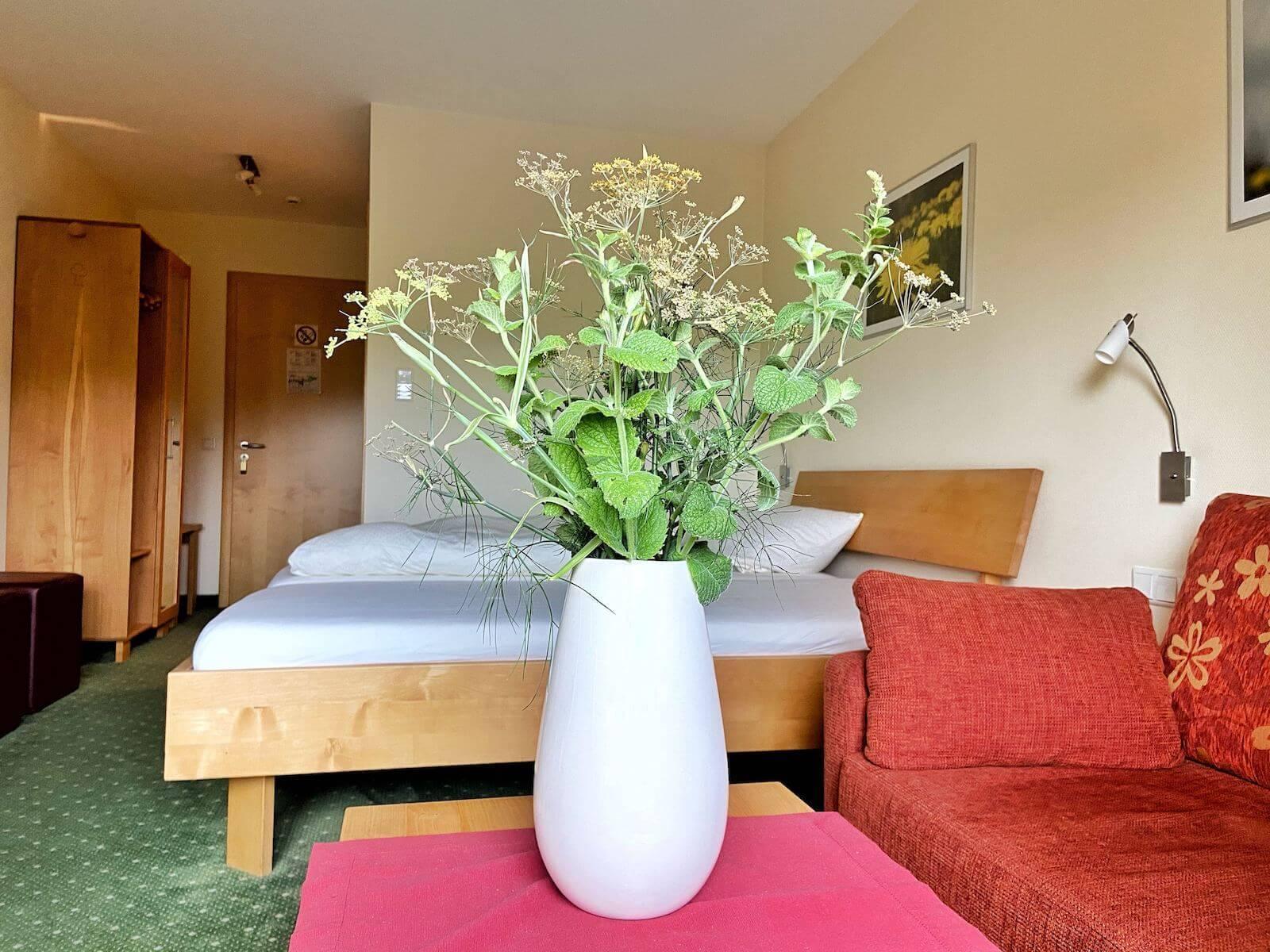 Zimmer im Landhotel Grüner Baum