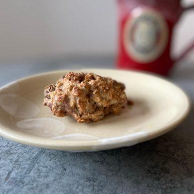 granola cookies rezept