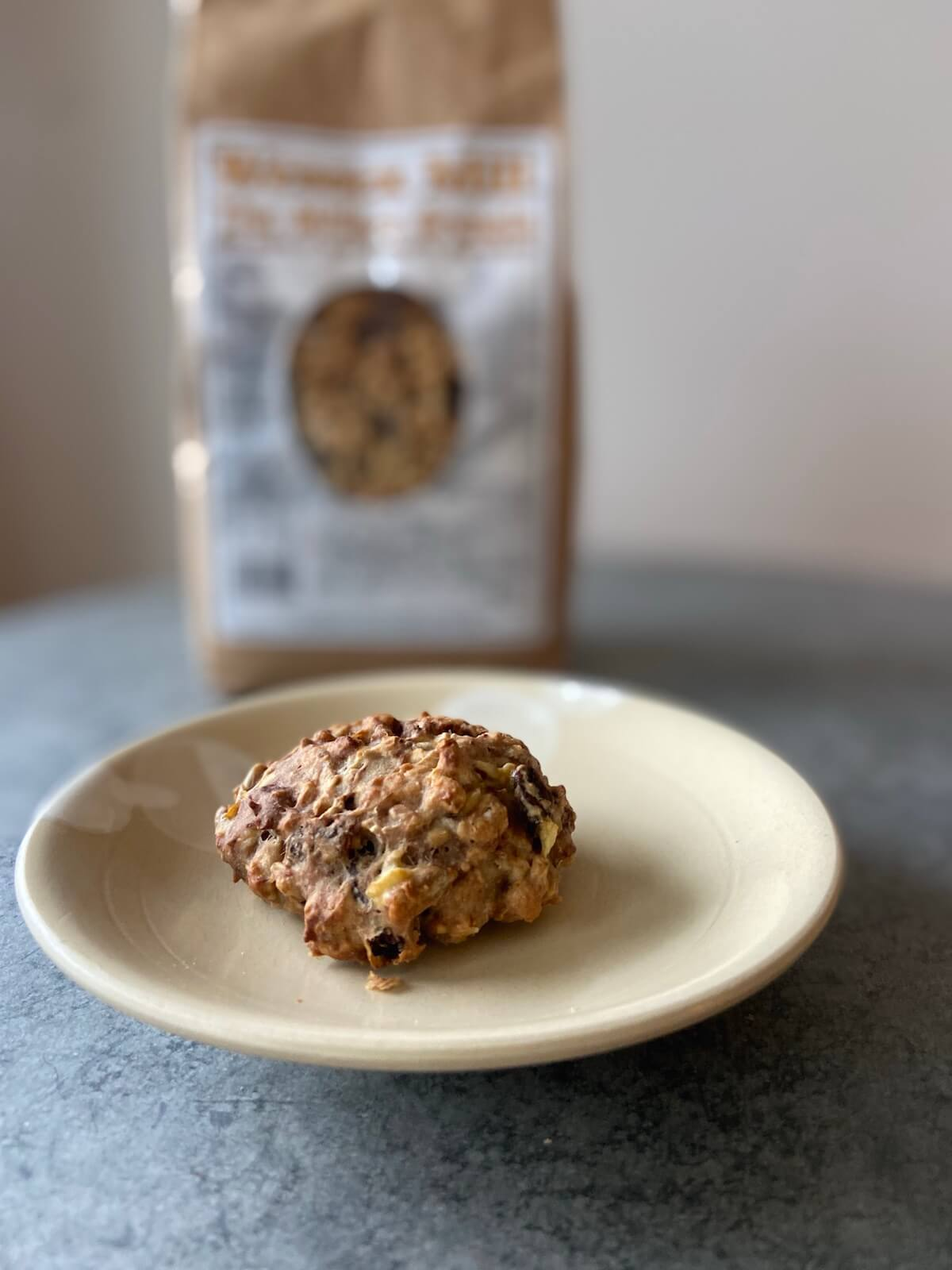granola cookies vegan