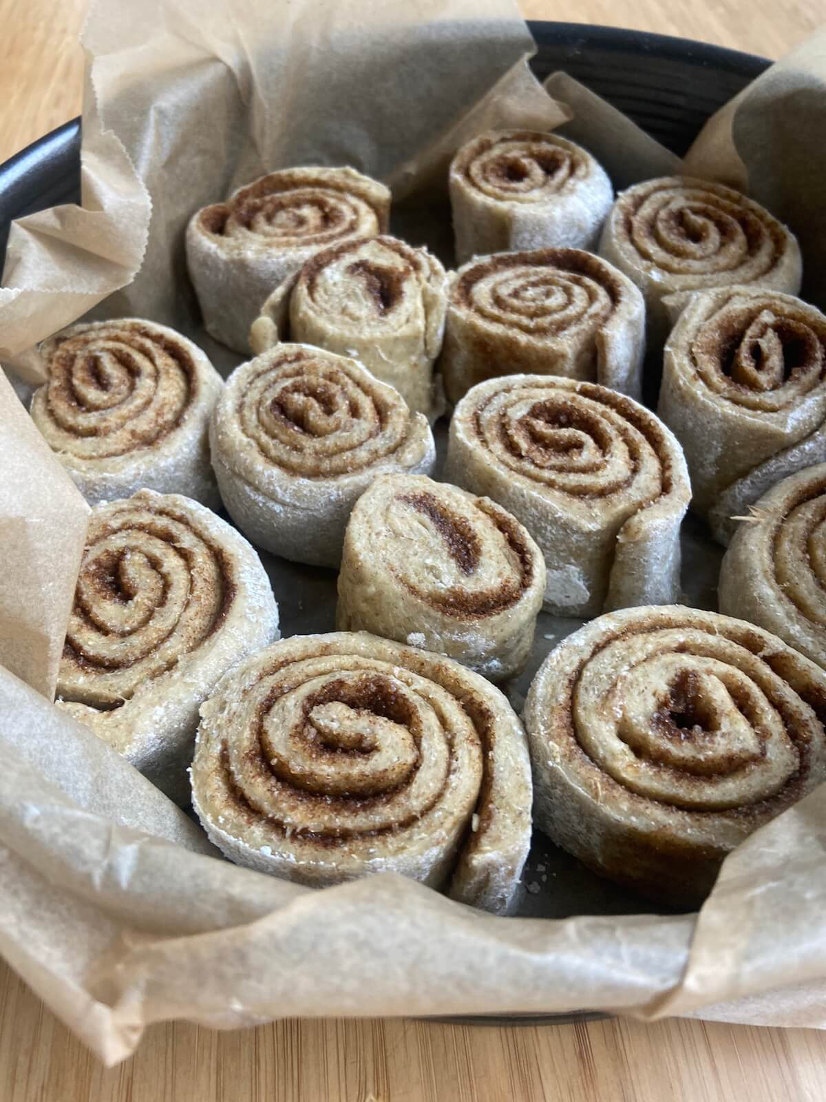 amerikanische cinnamon rolls