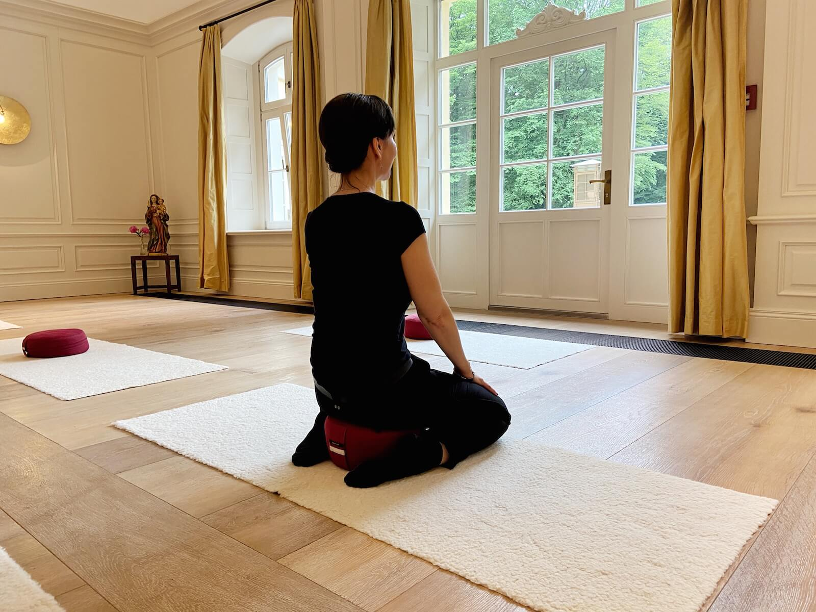 meditations retreat mecklenburg vorpommern