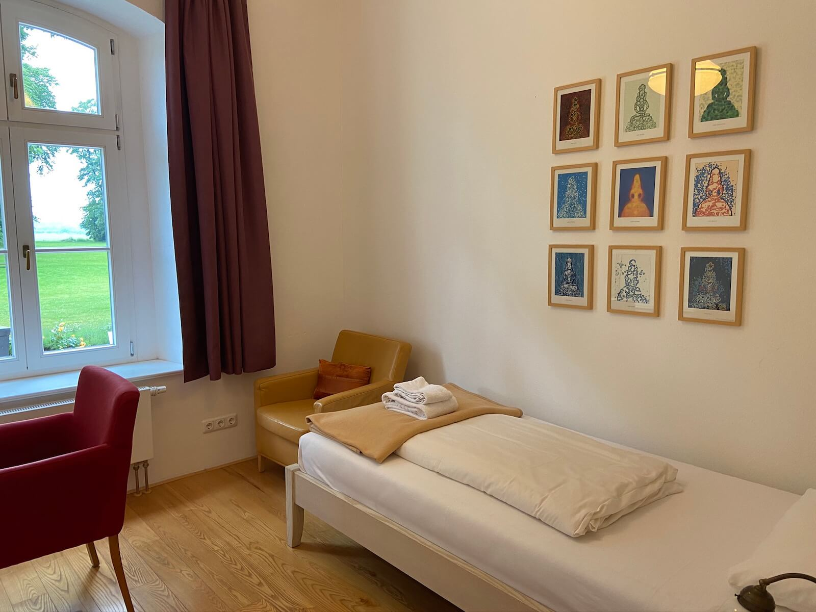 Mehrbettzimmer Gut Saunstorf