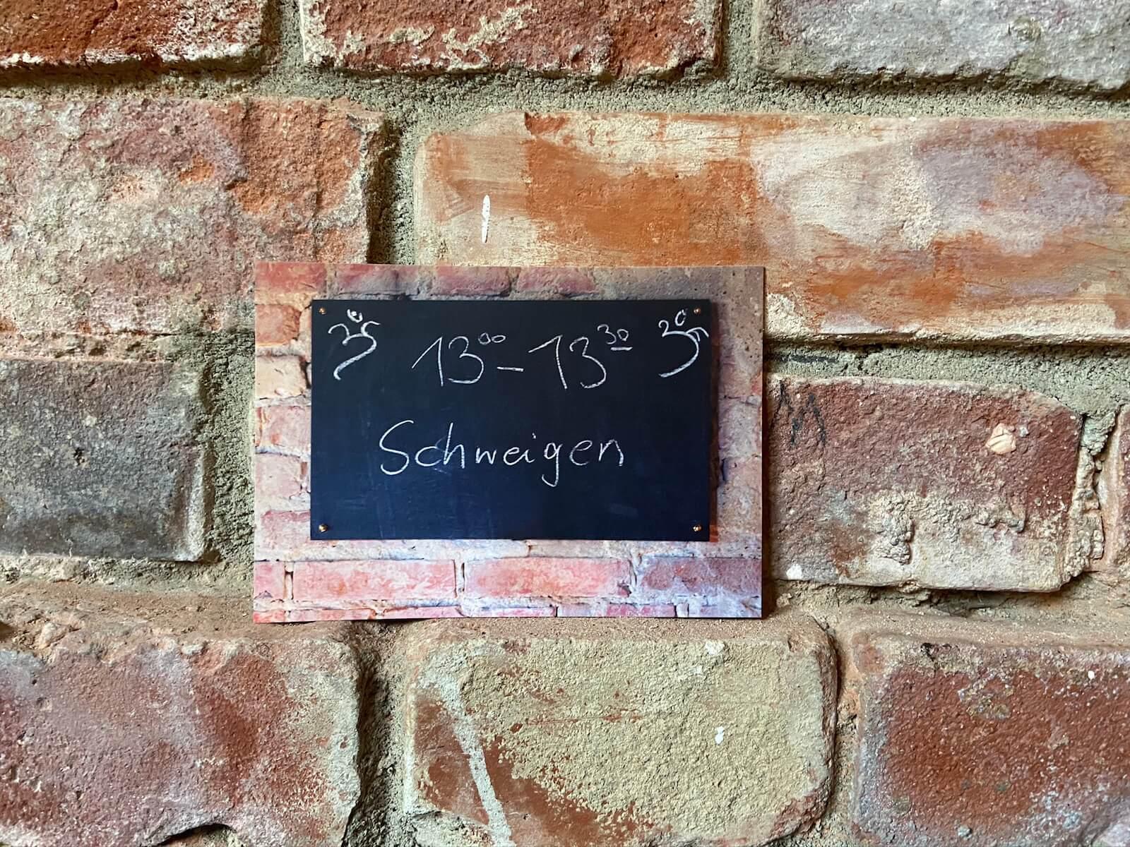 schweige retreat mecklenburg-vorpommern