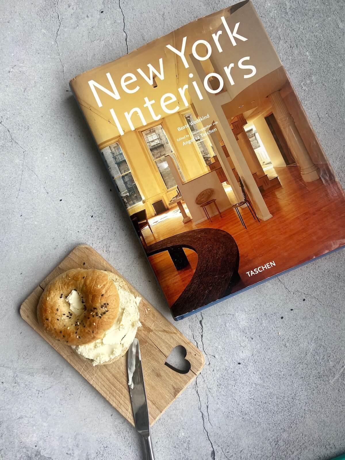 new york style bagel rezept handgerollt