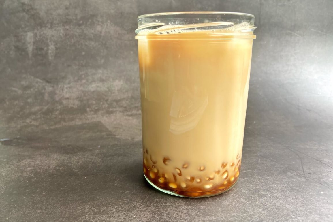 bubble tea rezept