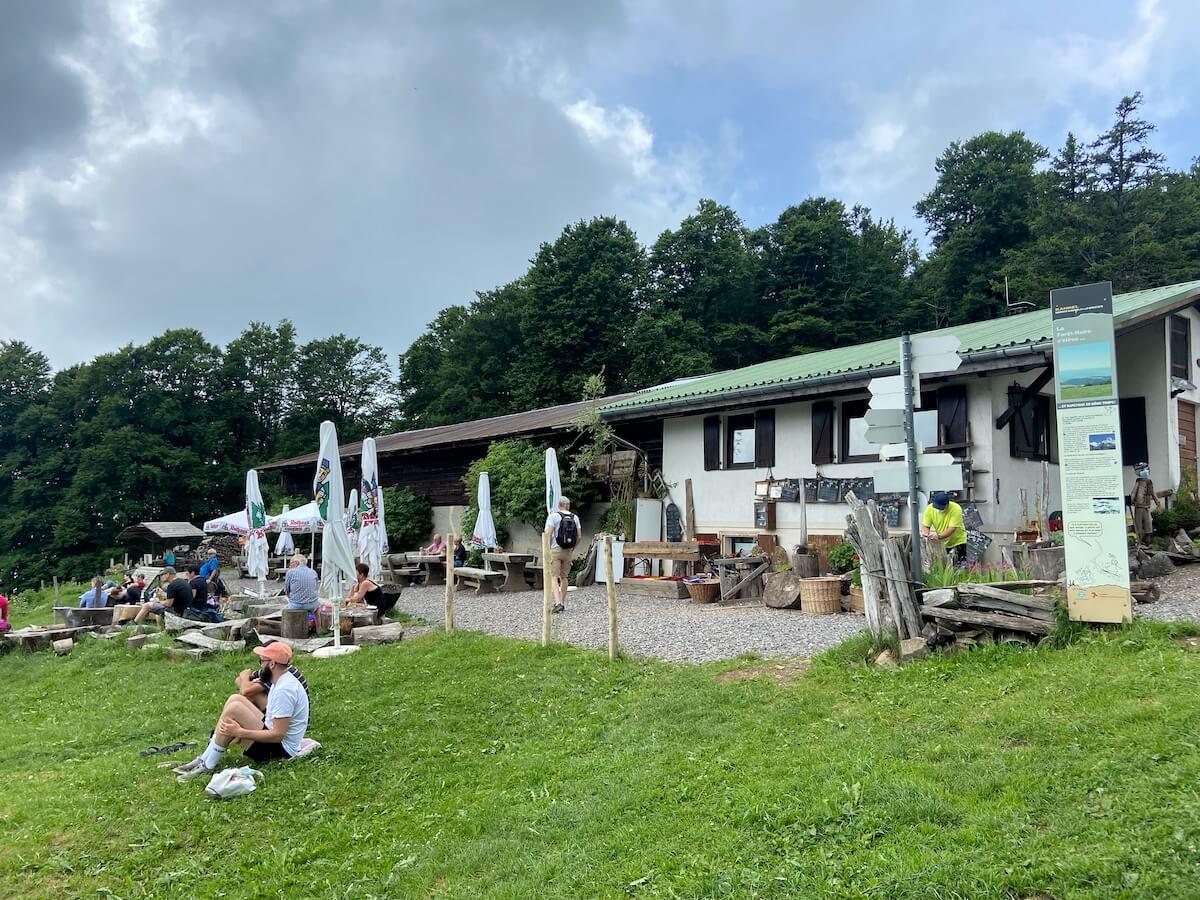 Gummenhofhütte am Kandel