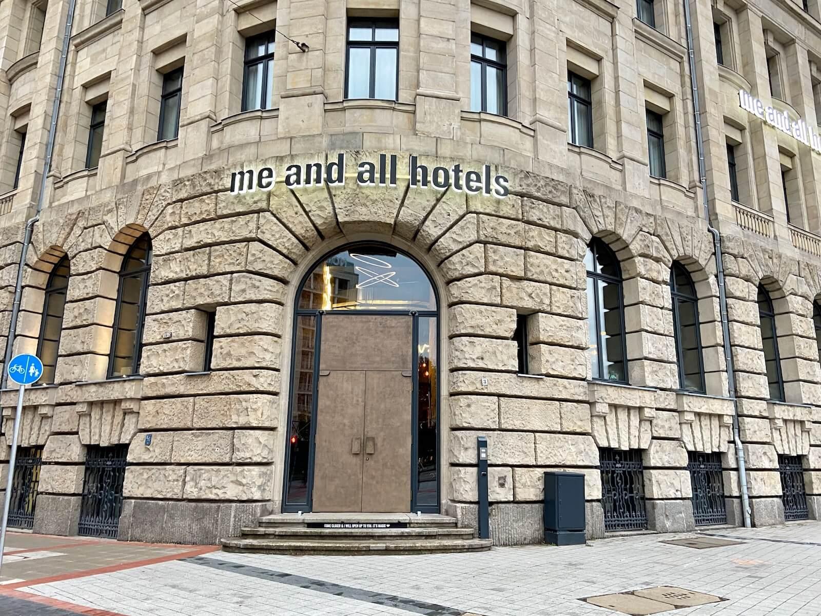 hotel hannover aegidientorplatz