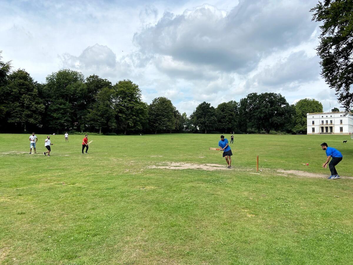 cricketspieler jenischpark