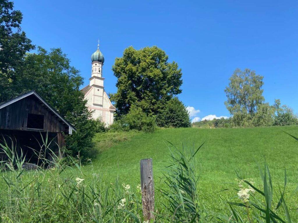 meditationsweg ammergauer alpen murnau