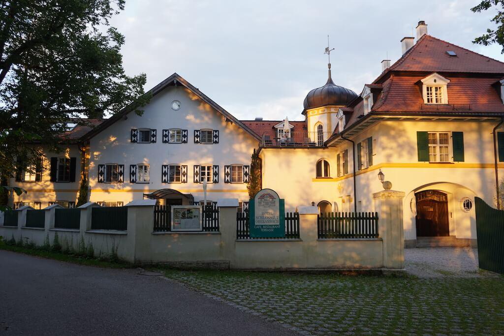 gourmetwanderung starnberger see schlosshotel oberambach