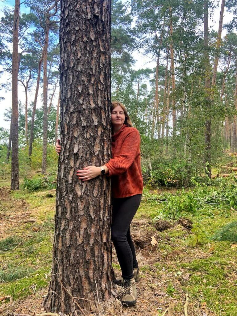 Yep, I am a tree hungger