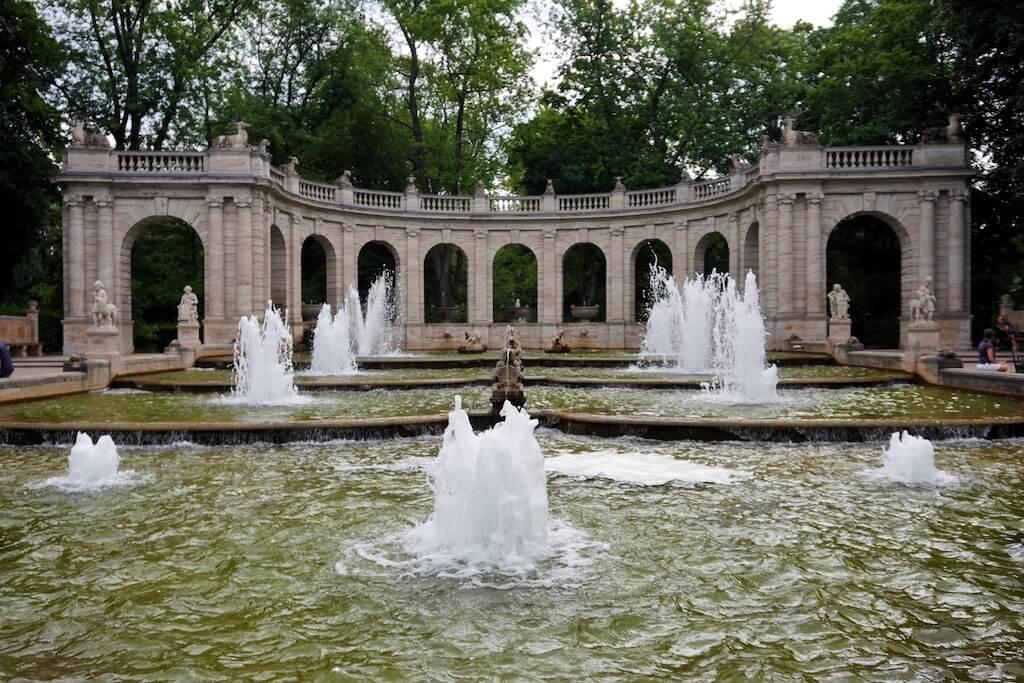 märchenbrunnen sehenswürdigkeite volkspark friedrichshain